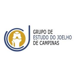 Logo Grupo de Estudo do Joelho Campinas