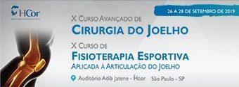 X CURSO AVANÇADO DE C JOELHO - HCor