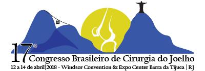 17º Congresso Brasileiro de Círurgia do Joelho